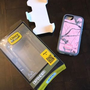 New in box.  Otter box iPhone 5 case
